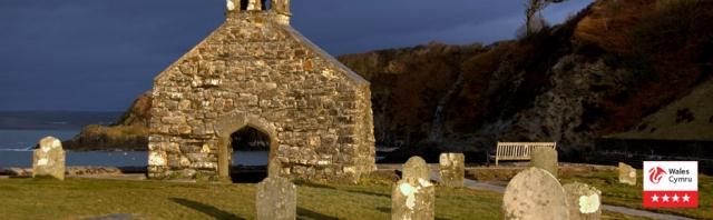 Ancient ruins, Castles & Chapels Pembrokeshire