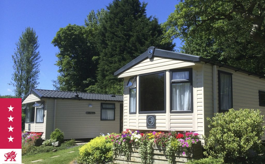 Great reviews for our caravan park holidays in Pembrokeshire