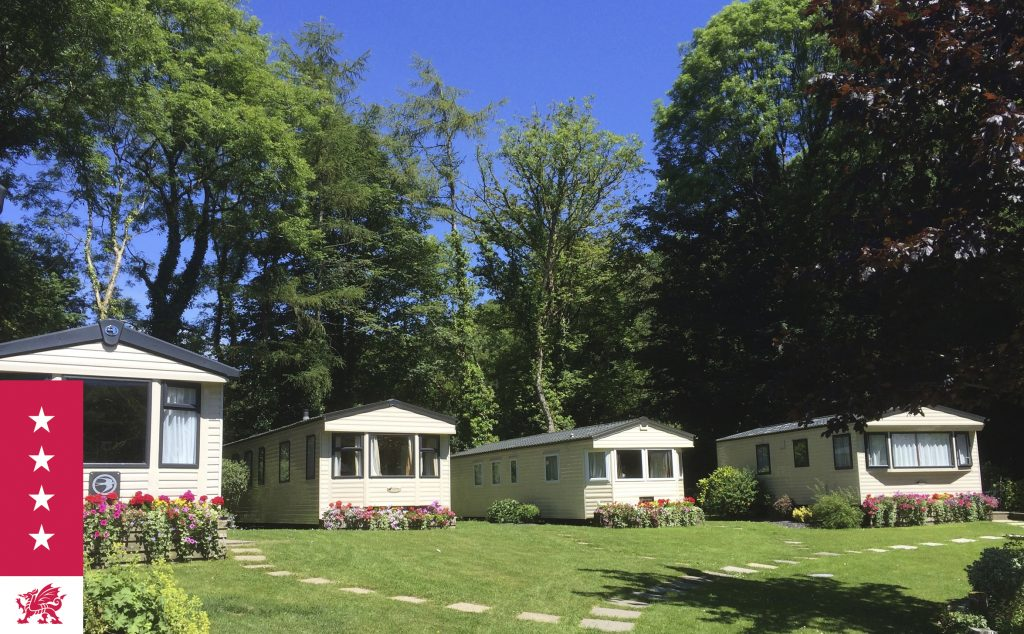 Self Catering Holiday Static Caravans with Central Heating